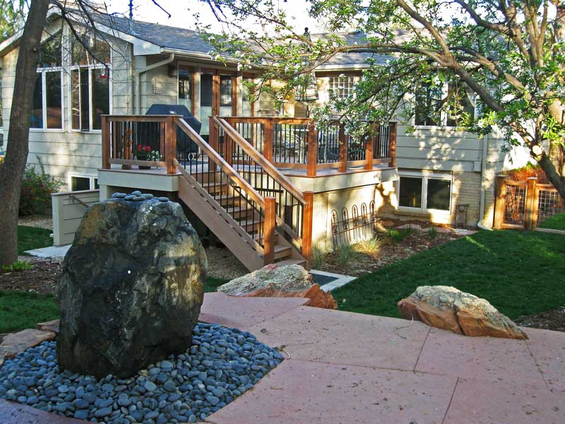 maintenance free composite decks Boulder