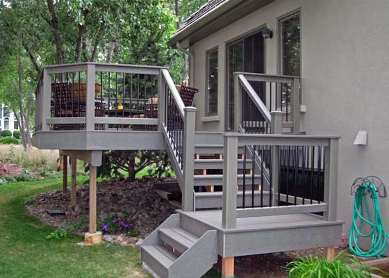 coverd deck installer Boulder